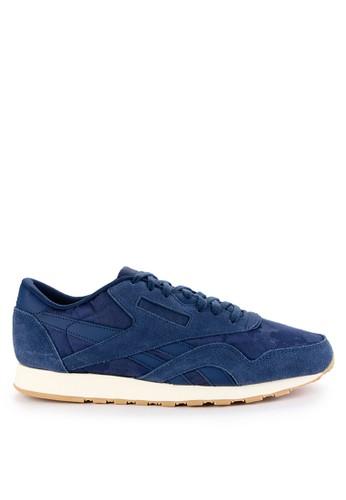 Reebok blue Cl Nylon Sg 162C0SHDAD4A76GS_1