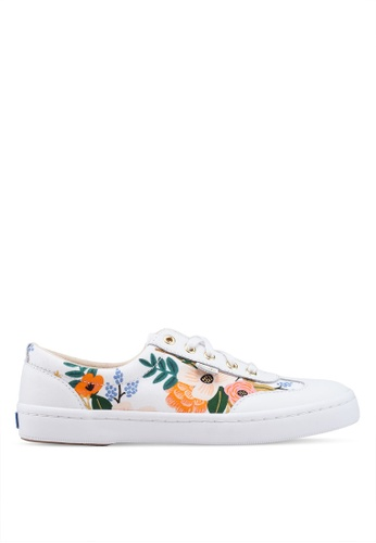 Tournament Rifle Paper Lively Floral Sneakers