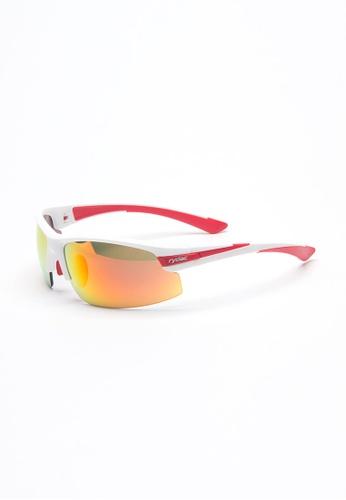rydac white Snap Sports Sunglasses 37B63GL5A65A3BGS_1