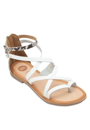 Arnesprit台灣ay 羅馬涼鞋, 女鞋, 鞋