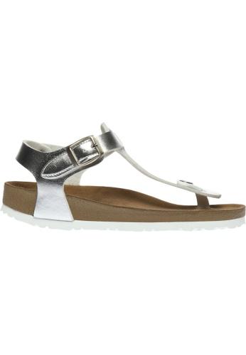 paperplanes silver SNRD-220 Casual Summer One Belt Flip-Flop Sandals Shoes US Women Size PA355SH50QDXSG_1