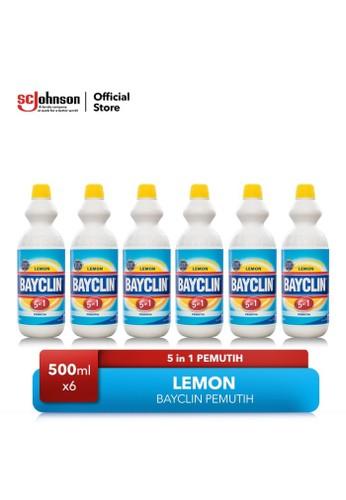 Bayclin Paket Bayclin Lemon 500ml isi 6 4632EES0A1E745GS_1
