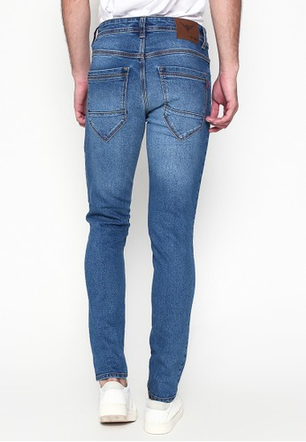 Jual 2nd Red 2Nd RED Celana Jeans Pria Slim Fit Soft Denim