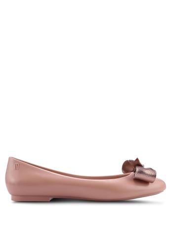 Melissa 多色 Melissa Doll III Ad 平底鞋 2D096SHC04AA41GS_1