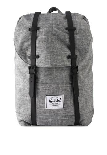 Herschel grey Retreat Backpack 20210ACB429806GS_1