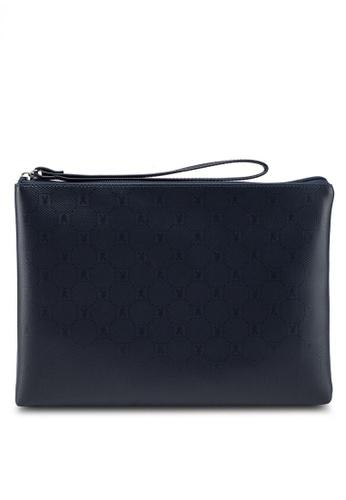 Playboy navy Small Clutch Bag 3946AACF531683GS_1