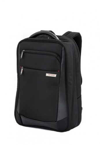 Samsonite black Samsonite Vigon Laptop Backpack SA186AC31KHOSG_1