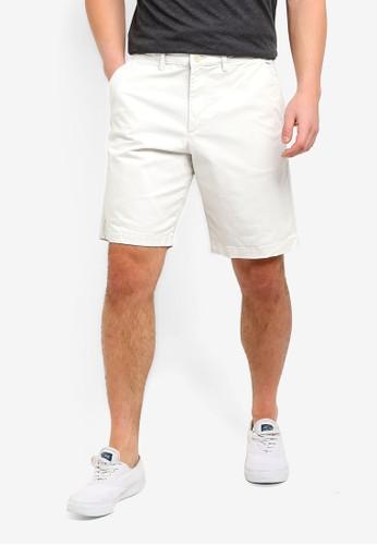 "GAP beige and grey 10"" Stretch Shorts 29A41AA4B73947GS_1"