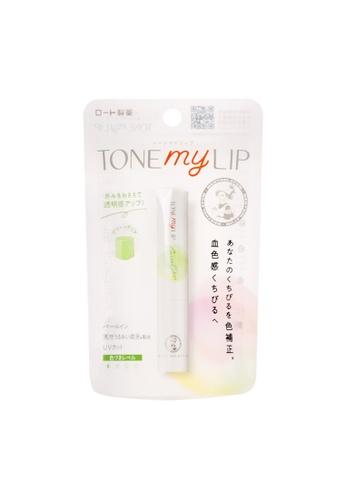 Mentholatum Mentholatum TONE My Lip (Green Clear) 2.4g 50837BEBBEFD43GS_1