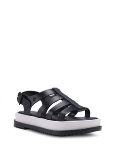 df5c8cbabedb 49% OFF Melissa Melissa Flox III Ad Sandals S  165.00 NOW S  83.90 Sizes 8
