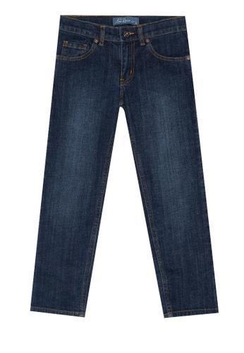 BOSSINI KIDS blue Denim Pants B9D94KA8765010GS_1