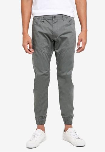 SPARROW GREEN grey Flyweight Jogger Pants DFECFAAD638410GS_1