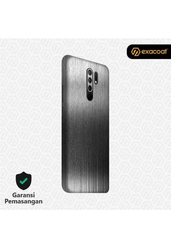 Exacoat Xiaomi Redmi 9 3M Skins Titanium Series - Titanium Onyx 97062ES34F6F2AGS_1