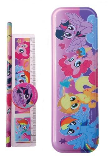My Little Pony My Little Pony Rainbow Pencil Case With Stationery Set E37DCKCA9EA231GS_1