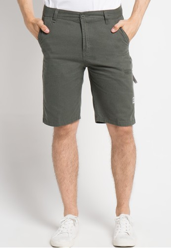 SHARKS green Short Pants SH473AA14RUVID_1