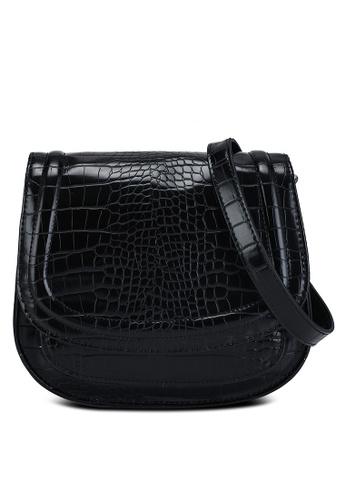 Pieces black Ebbiline Crossbody Bag 320D2AC31385D0GS_1