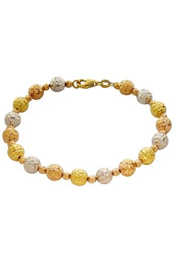 LITZ white LITZ 18K White Gold Bracelet BOEE-B0015 86031AC91490A4GS_1