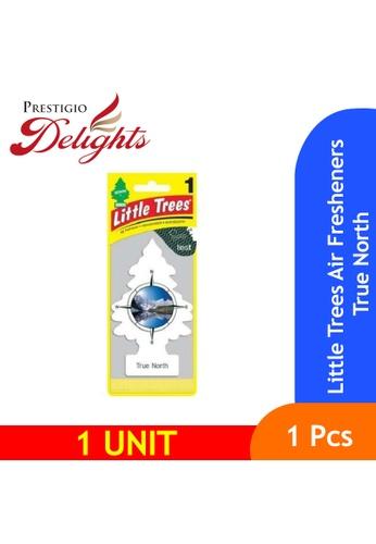 Prestigio Delights yellow Little Trees Air Fresheners True North D26D8ESEDDDC43GS_1