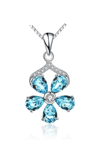 LYCKA silver LPP88093 S925 Silver Necklace 577E4ACE49A7D9GS_1