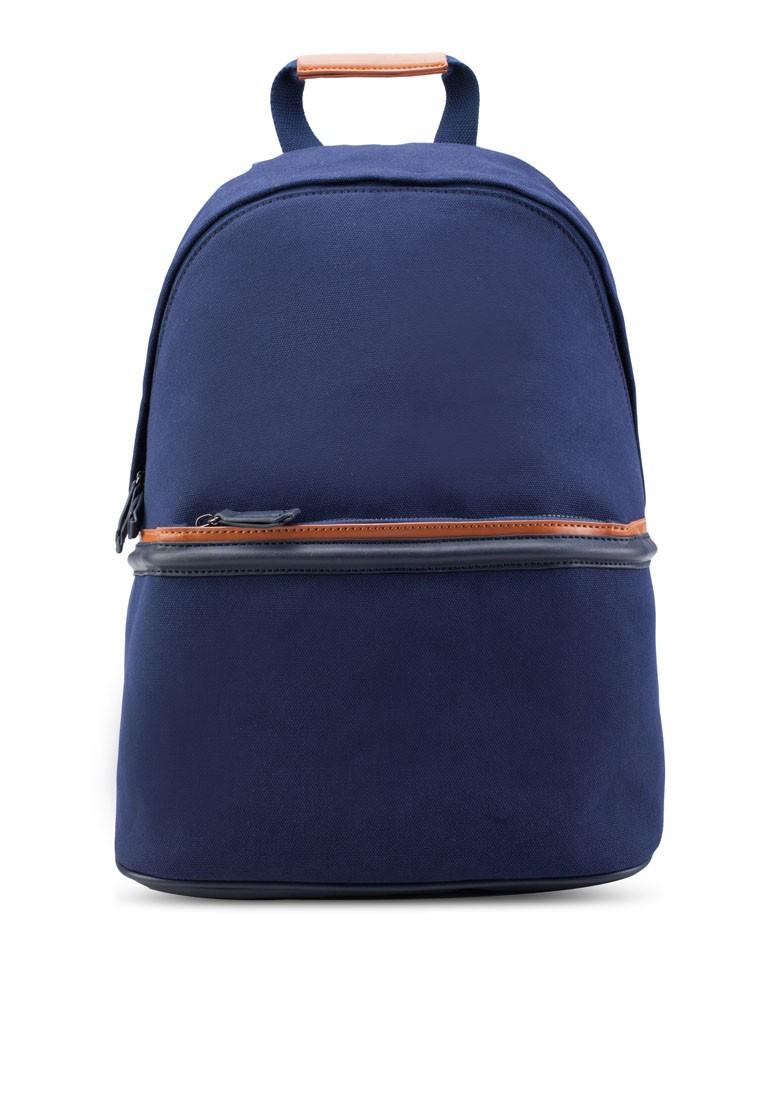 Canvas Minimal Backpack