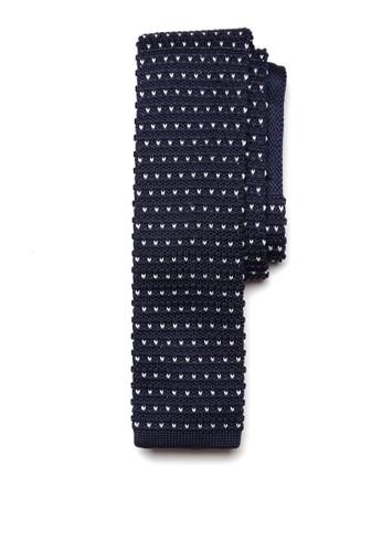 針織印zalora 男鞋 評價花領帶, 飾品配件, 飾品配件