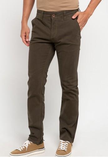 Lois Jeans brown Long Pant Chinnos Twill SLS698DB 1CB4EAA2BD707BGS_1