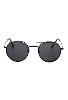Mad Max Eyeglasses with Clip On Lens