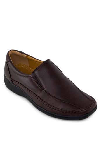 PU 懶人皮esprit專櫃鞋, 鞋, 船型鞋