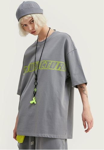 Twenty Eight Shoes Trend Printed T-Shirts 1059S20 470C5AA803FD5EGS_1
