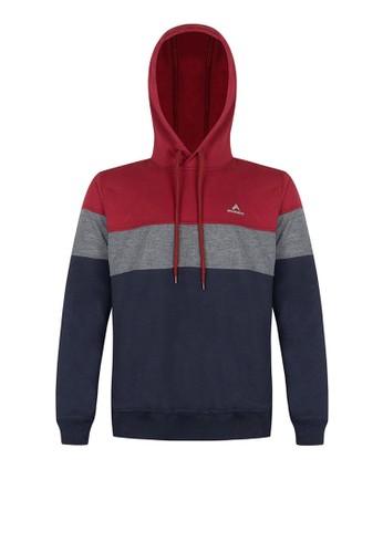 Eiger red X Mt Blanc Sweater F3636AA1FD6D52GS_1
