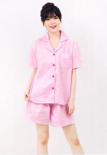 Pajamalovers Heny Pink