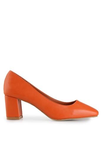 Mandy's brown Staccy Brown Heels MA947SH90LMJID_1