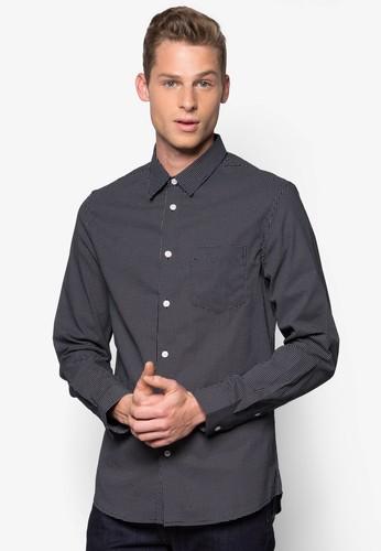 點點esprit台灣長袖襯衫, 服飾, 襯衫