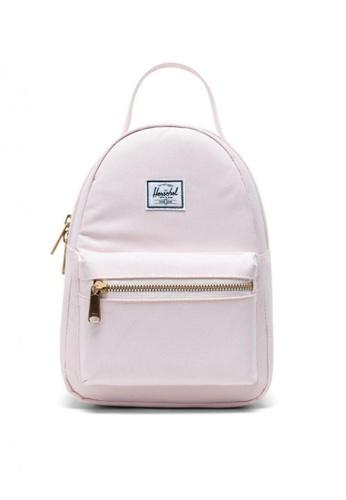 Herschel pink Nova Mini Backpack D514EACA44E89BGS_1