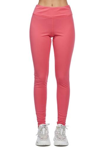 London Rag pink Pink Yoga Active Leggings CECE0AA7FCCB80GS_1