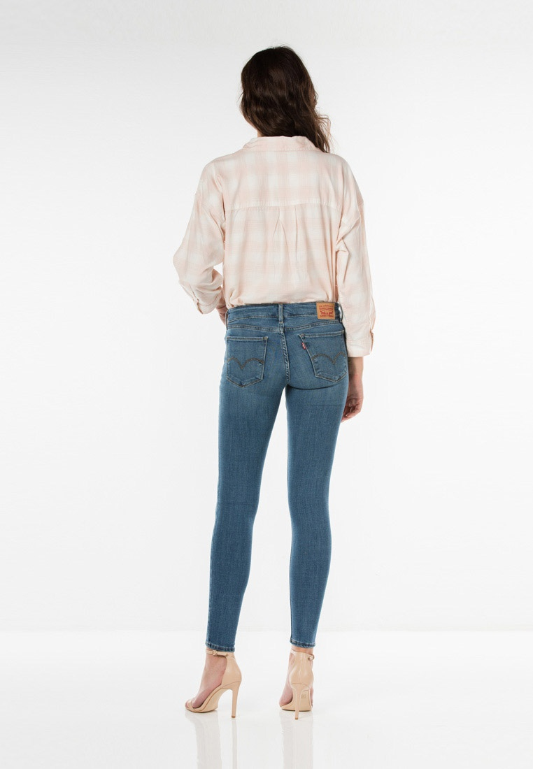 Jeans 711 Blue Levi's Levi's Skinny wxa16q1XY