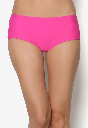 Whole Hearted 素色比基尼內京站 esprit褲, 服飾, 泳褲及沙灘造型