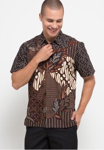 bhatara batik brown Adelardo C16E2AA1C6B054GS_1
