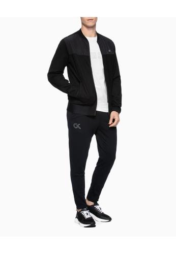 Calvin Klein black Calvin Klein Utility Strong 37.5 Training Pants 14A28AA7EEF1A5GS_1