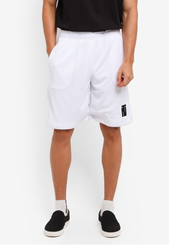 TNTCO white Basketball Shorts 55989AA3FAC260GS_1