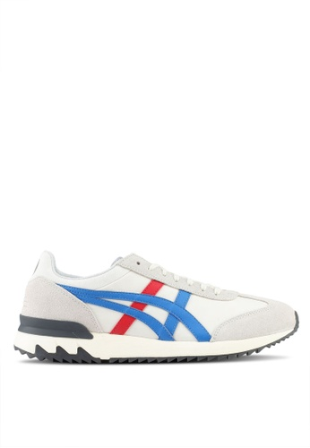 Onitsuka Tiger white California 78 EX Shoes ON067SH0SVVYMY_1