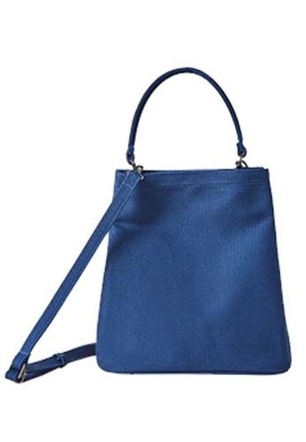 Sunnydaysweety blue College Style Cute Polka Dot Bag Ca21051313BL CED93ACE2D5982GS_1