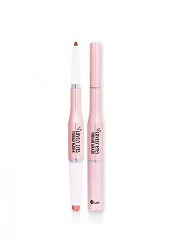 W.Lab brown and pink Lovely Eyes Volume Maker WL257BE89MCKSG_1
