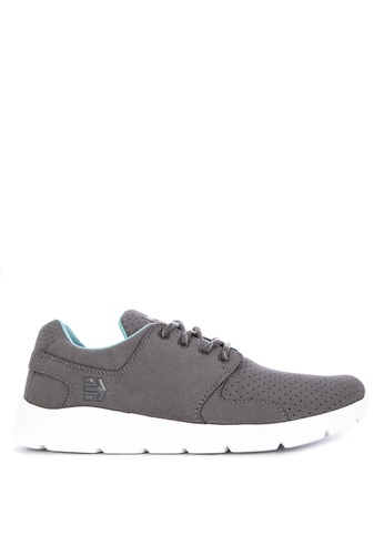 Etnies grey Scout Xt Sneakers C3CFASH2546538GS_1