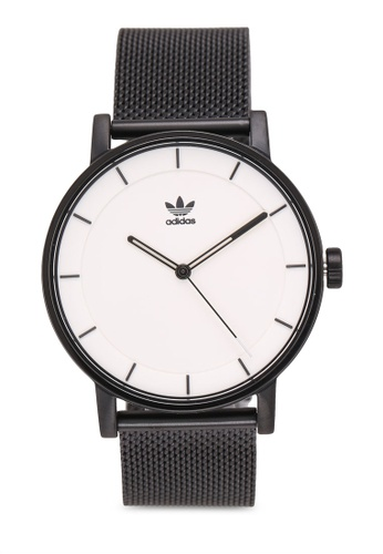 adidas black adidas originals District M1 Watch 6731EAC057E8B5GS_1