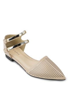 Perforated D'Orsay Flats
