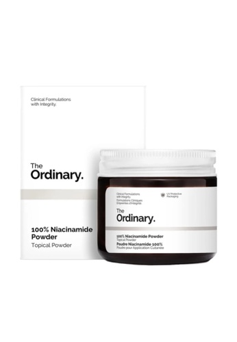 The Ordinary white The Ordinary 100% Niacinamide Powder 33BDEBE35ADBD5GS_1