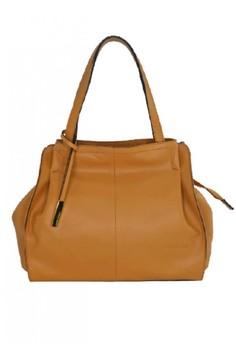 Asia Leather Handbag