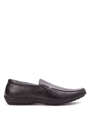 H2Ocean black Ferry Formal Shoes H2527SH68HYHPH_1