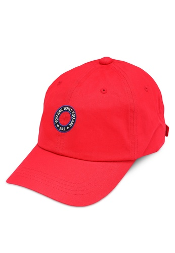 niko and ... red Casual Cap ED070AC6CD091AGS_1